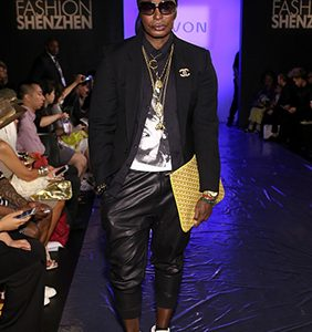 NEW YORK, NY - SEPTEMBER 13:  Stylist Llewellyn Jenkins attends Fashion Shenzhen Spring 2016 during New York Fashion Week: The Shows at The Dock, Skylight at Moynihan Station on September 13, 2015 in New York City.  (Photo by Monica Schipper/Getty Images for NYFW: The Shows)